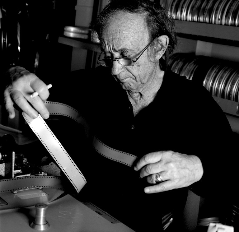 Frederick Wiseman has been making documentaries for 50 years. His films vary in subject but return to examination of human beings, in all of their variety and uniqueness. Credit Herve Bruhat/Gamma-Rapho, via Getty Images